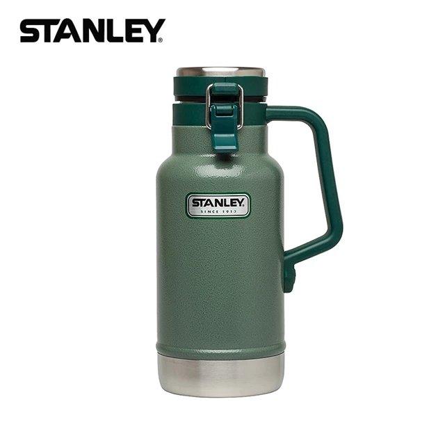 Stanley史丹利不锈钢啤酒桶冰扎啤桶大容量保温壶家用户外旅行冷藏水壶1.9L