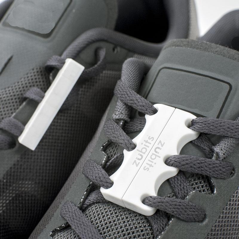 美国Zubits鞋扣懒人鞋带 磁性磁力免系鞋带男女跑步运动健身鞋扣