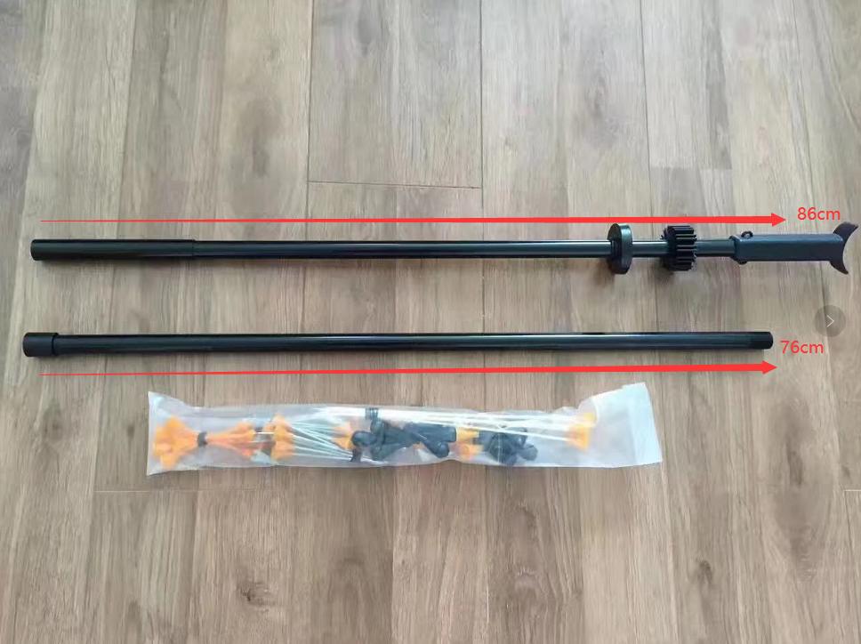 美国冷钢吹箭打猎工具吹针练习肺活量练习瞄准竞技