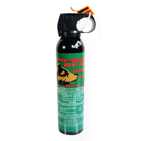 MACE 美国梅西 防熊喷雾容量大射程远辣椒水喷剂
