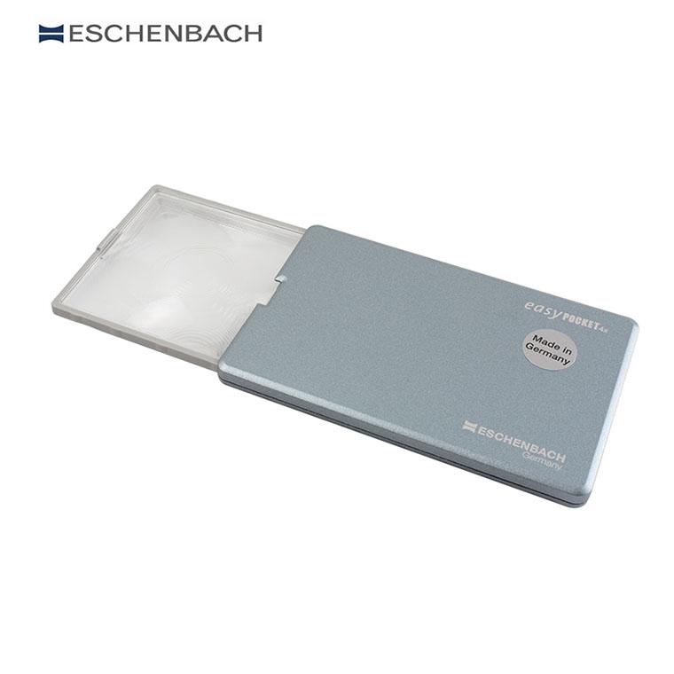 ESCHENBACH 宜视宝/埃森巴赫 德国进口 4倍带灯LED 信用卡式放大镜 152122