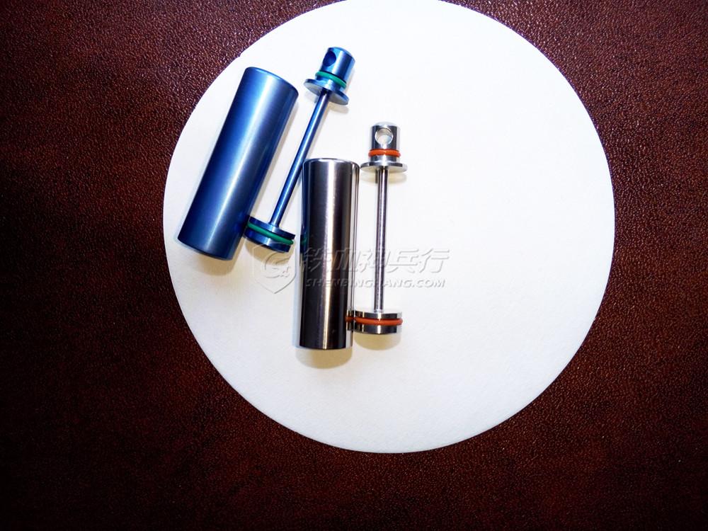 MicroGEAR 微装备 防水盒 钱罐 钱仓 钛合金