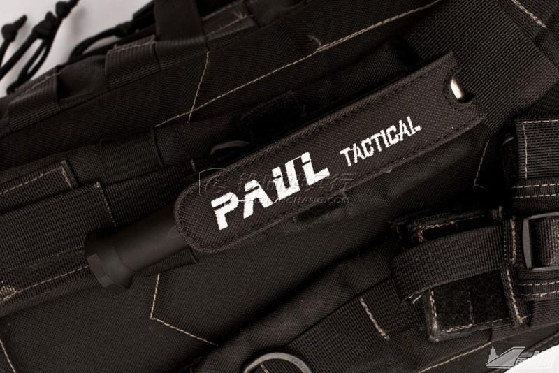 Paul 保罗 Tactical 战术 棍套 快拔 特勤 甩棍