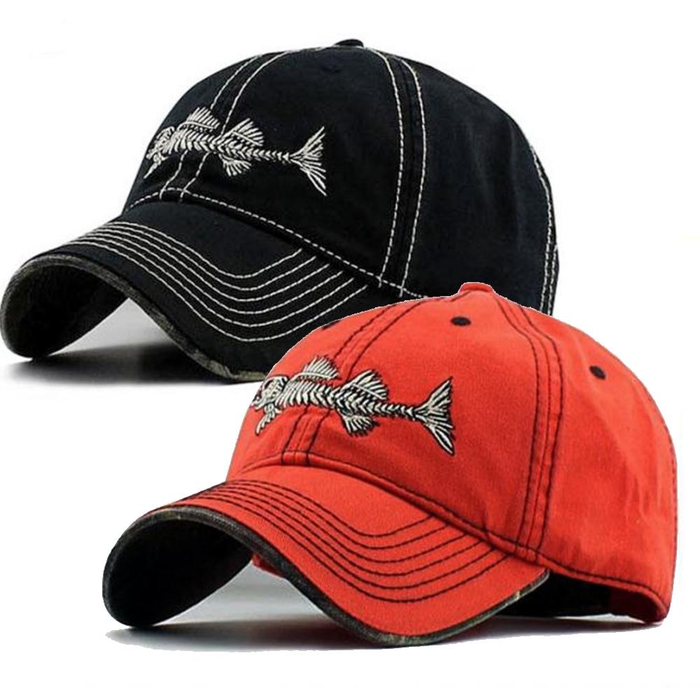 原单 Drake Fishbone刺绣战术棒球帽 特价